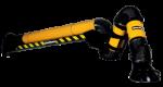 Подъемно-поворотное вытяжное устройство FM-200