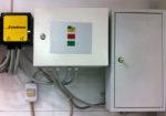 Автоматика для систем удаления выхлопных газов