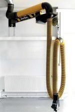 Система для удаления выхлопных газов VEGA